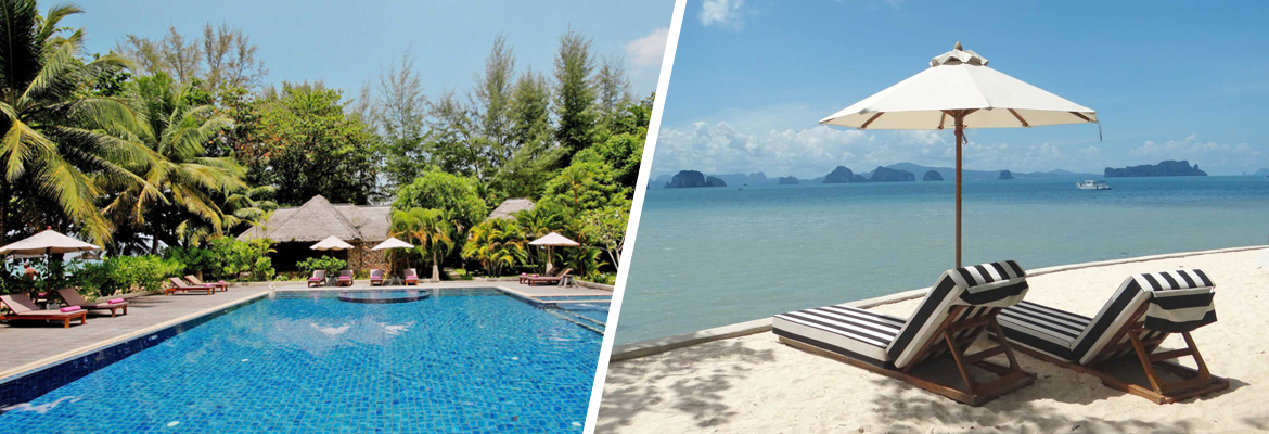 Thailand: city and beach, from £1197pp