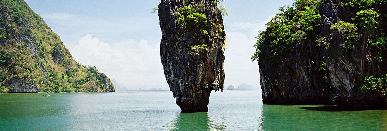 Phang Nga Bay Amp James Bond Island