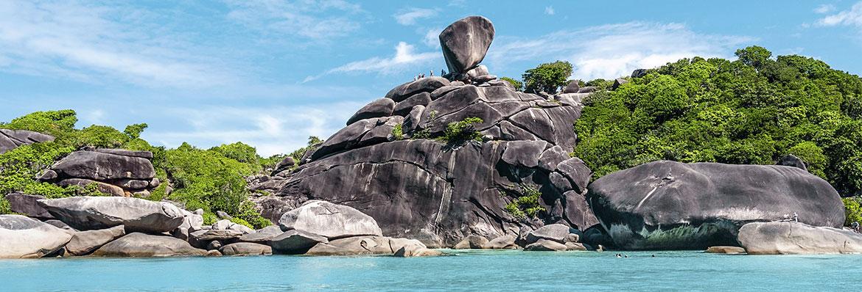 Similan Islands National Marine Park - Thailand Iconic Sights - Kuoni Travel