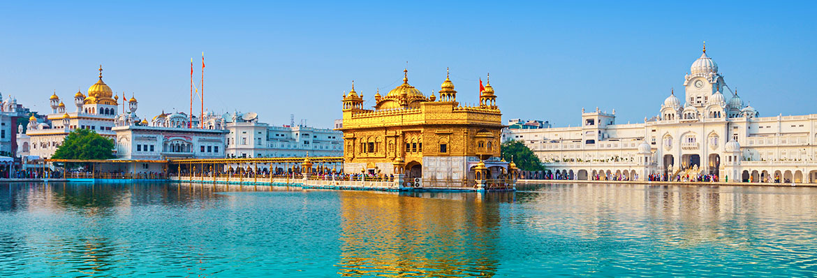 Harmandir sahib temple of god amritsar iconic sights - Golden temple images hd download ...