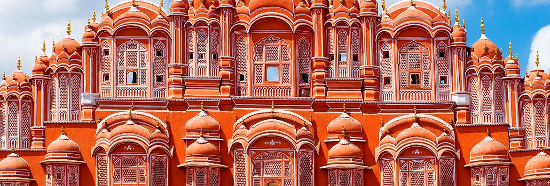 Hawa Mahal Palace Of The Winds Jaipur Iconic Sights