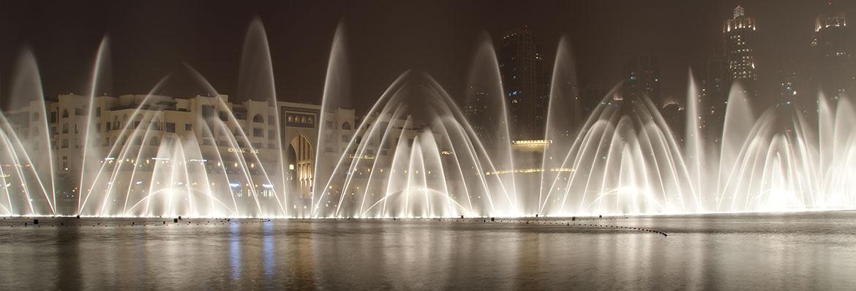 Dubai Fountains Dubai Iconic Sights Kuoni Travel