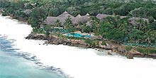 Africa all inclusive beach resorts