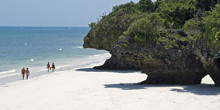 Africa exotic beach holidays