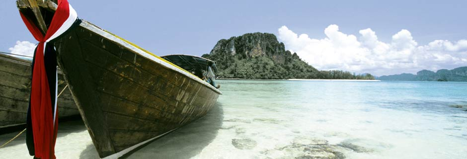Thailand exotic beach holidays