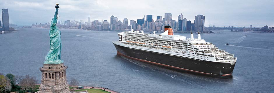 Cunard New York Tours