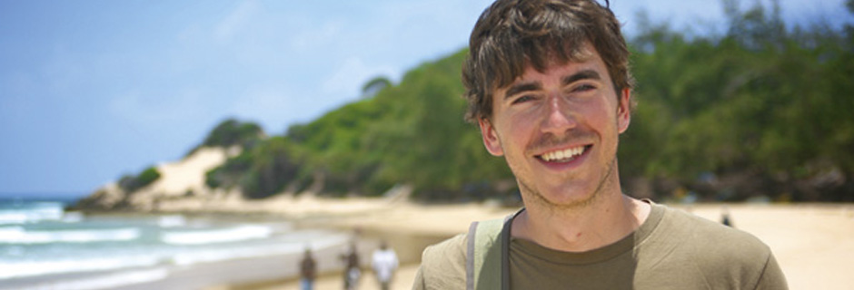 Meet Simon Reeve