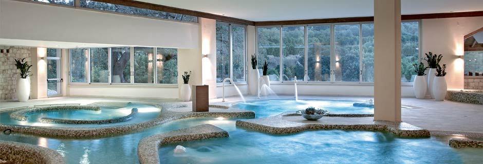 Spa holidays Europe