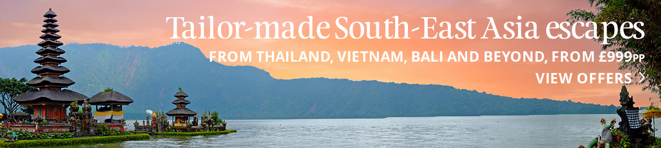 South-East Asia offers