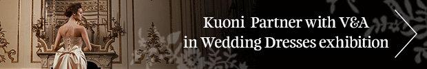 Kuoni Partner with V&A in Wedding Dresses exhibition