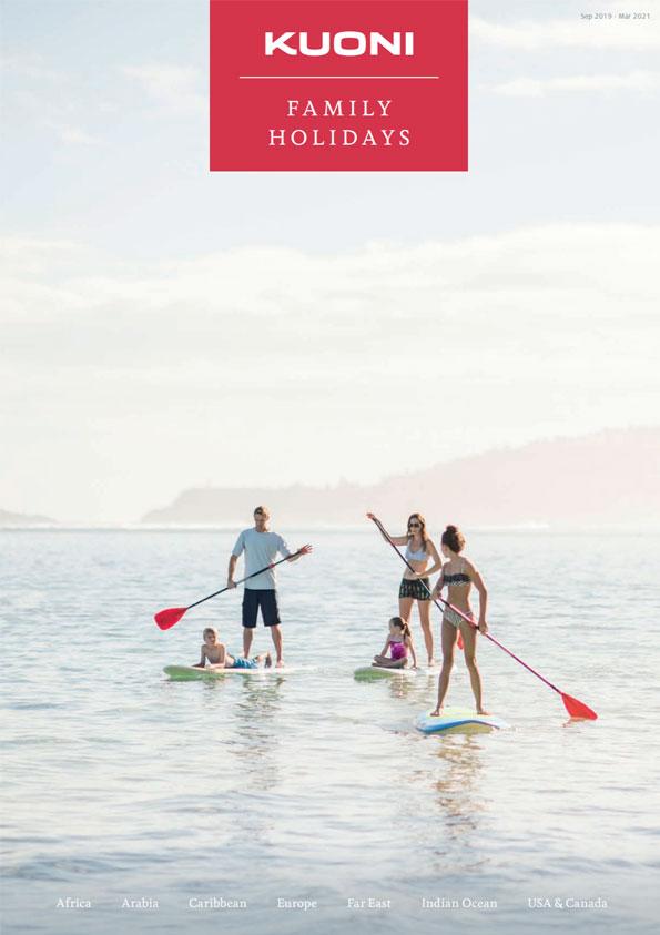 Holiday Brochures 2019/2020 | Request Brochures | Kuoni