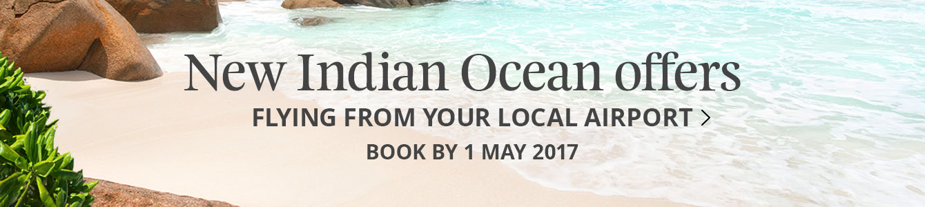 New Indian Ocean offers