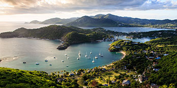 Honeymoons in Antigua