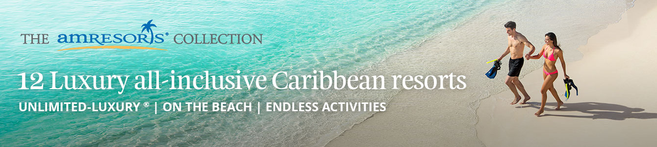 12 Luxury all-inclusive Caribbean resorts