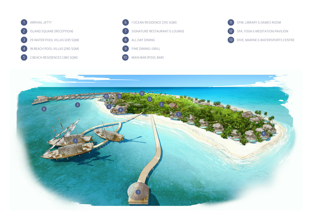 how to get to maldives from lax