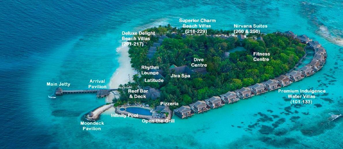 Athuruga Island Resort Kuoni