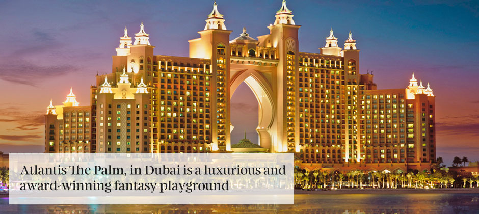 Top 10 Reasons To Stay At Atlantis The Palm Dubai Kuoni