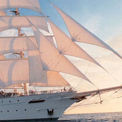 Interview: Star Clippers Captain Sergey Utitsyn