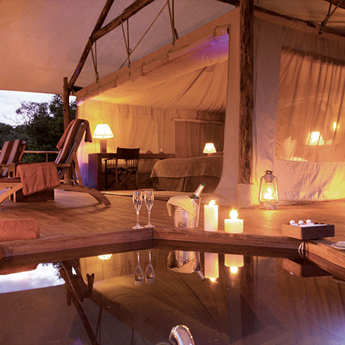 "Top 6 luxury tents with the ""wow"" factor"