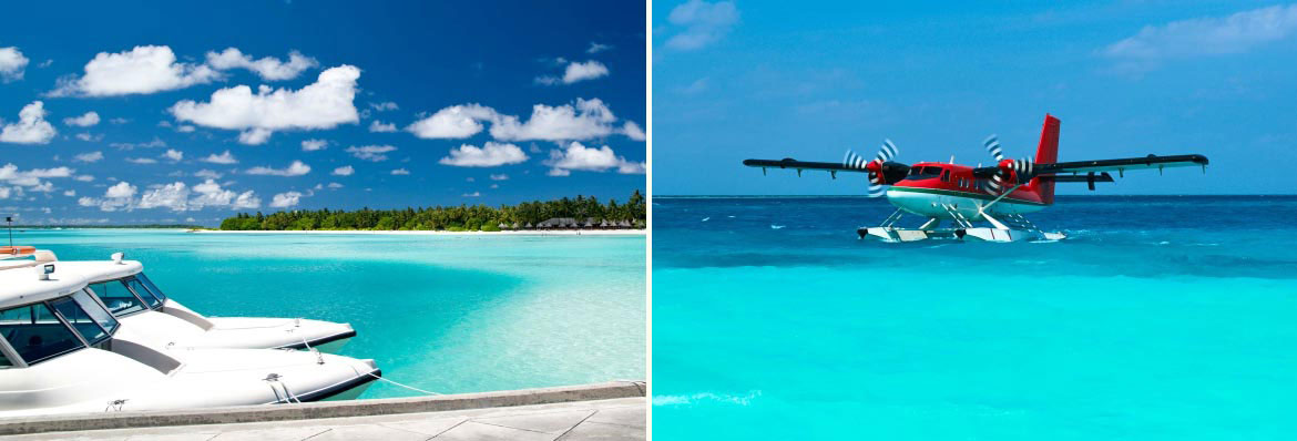 Maldives Transfers Speedboat V Seaplane Kuoni Travel