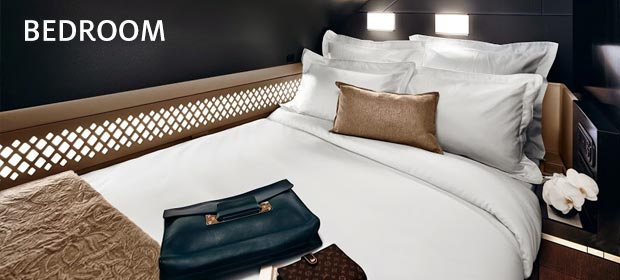 Etihad Bedroom