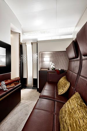 Etihad Living Room