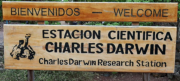 Charles Dawin Research Station