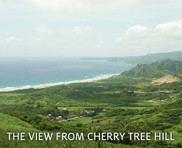 The view from Cherry Tree Hill - Copyright Gary Bembridge