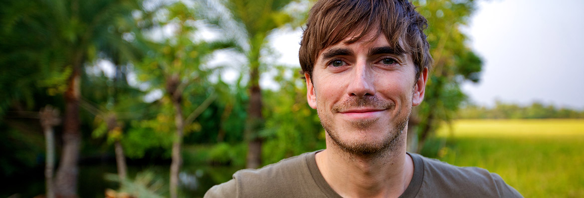 Simon Reeve: how to be a responsible traveller