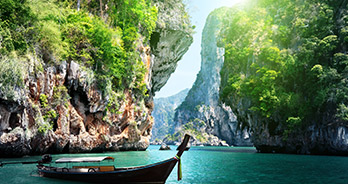 Long-stay holidays in Thailand