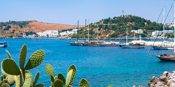 Bodrum: The Land of the Eternal Blue