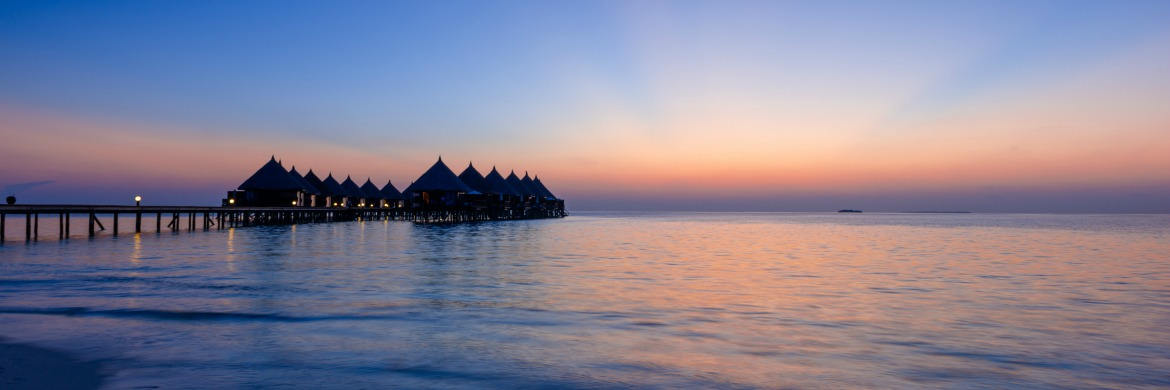 Wake up in The Maldives refreshed with Club World