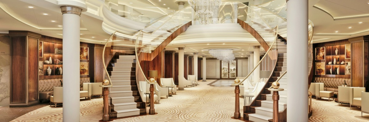 The World S Most Luxurious Cruise Ship Regent Seven Seas