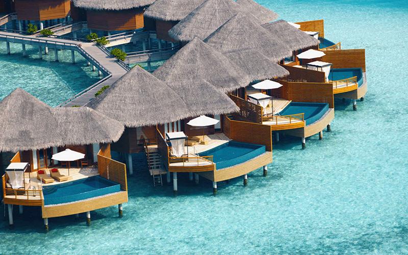 Maldives Villas The Most Beautiful Beach Overwater Villas From Kuoni