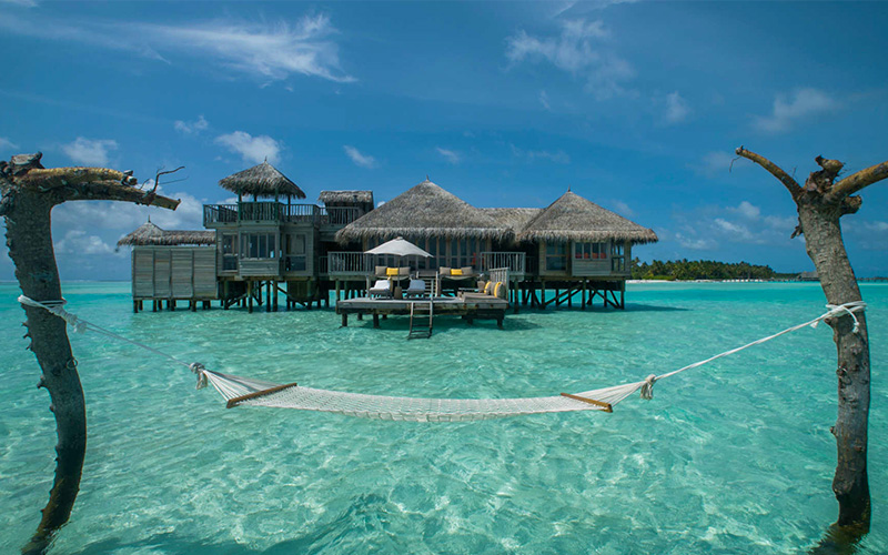 Maldives Villas The Most Beautiful Beach Amp Overwater