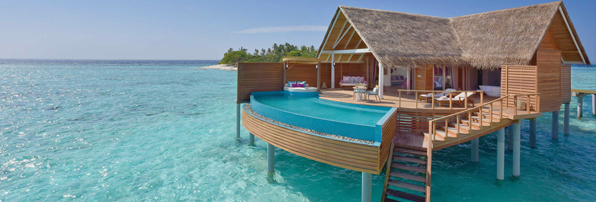 Luxury Pool Villas Maldives: The Most Beautiful Beach & Overwater