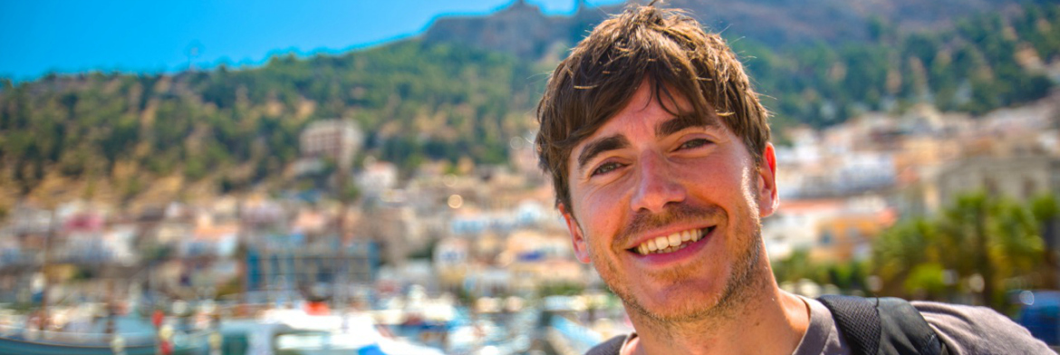 Simon Reeve S Greek Family Holiday