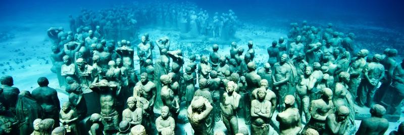 Cancun S Underwater Museum A Submerged World Kuoni Travel