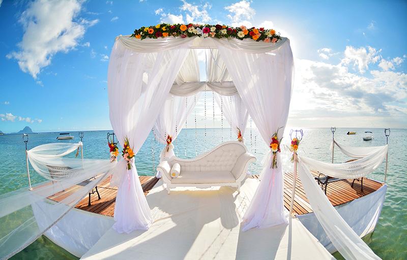 Luxury Beach Villa Mauritius