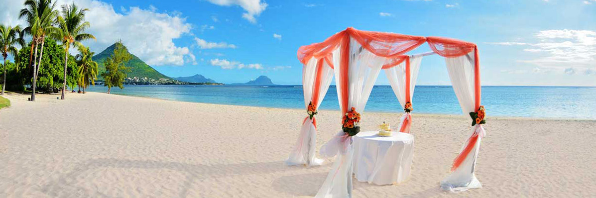 The best places to get married in mauritius kuoni for Top places to get married