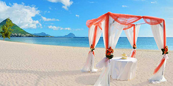 The best places to get married in Mauritius