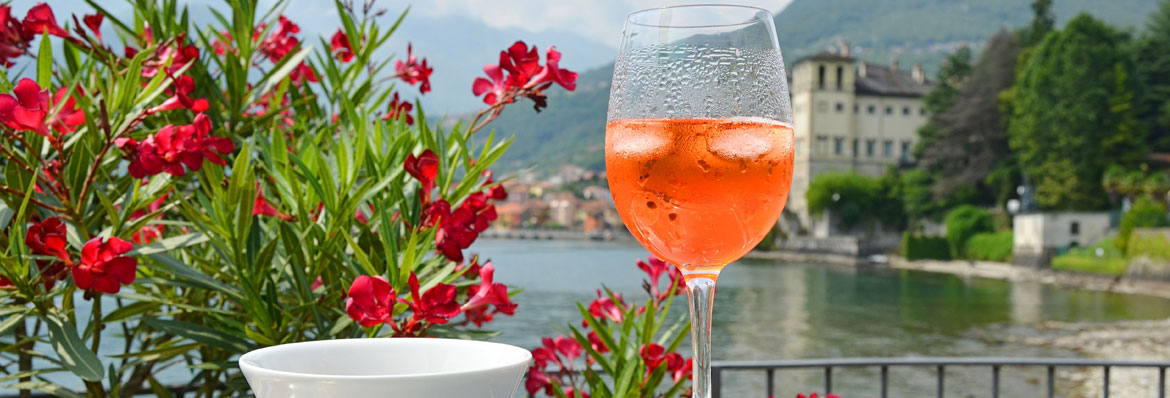 Cocktail recipes from Italy