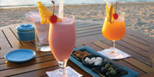 Cocktail recipes from Mauritius