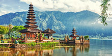 Experience the beauty of Bali