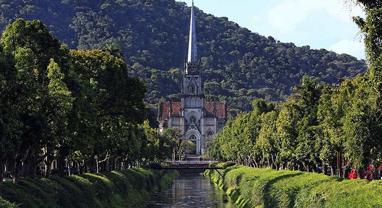 Imperial City of Petropolis