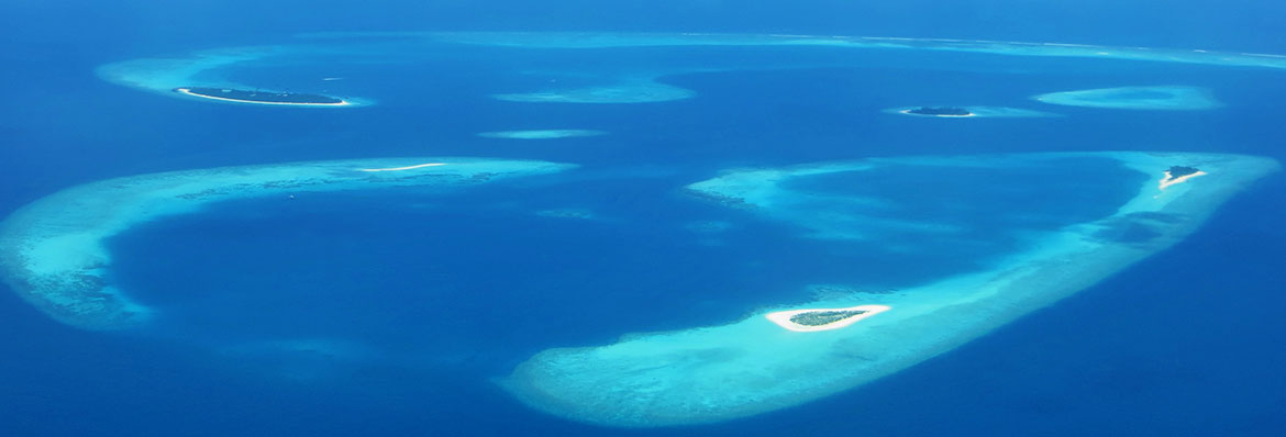 Going green: eco-friendly islands in the Maldives