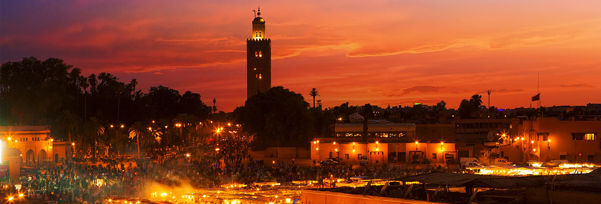 Kuoni Wedding Gift List: Morocco: A Feast For The Senses