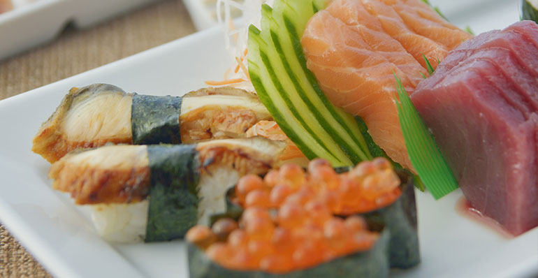Japanese cuisine in the Maldives