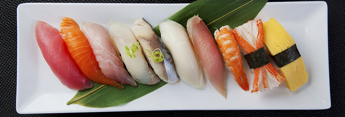Sushi is just raw fish and other japanese sushi myths for Where to buy fish for sushi