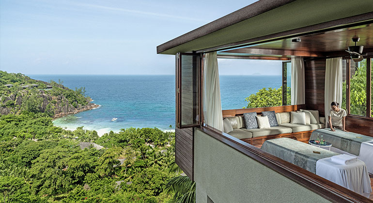 Four Seasons Seychelles Spa